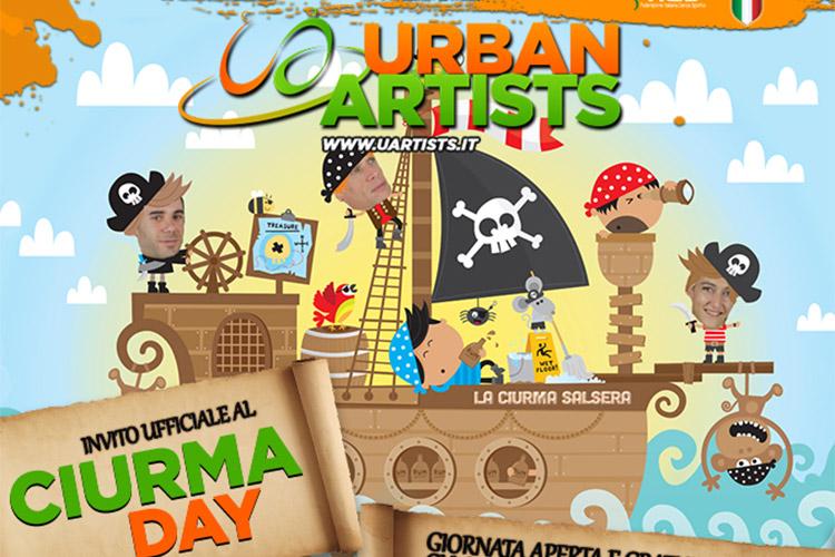 Ciurma Day giornata open Caraibica