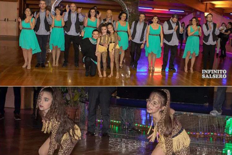 Infinito Dancing il debutto Caraibico