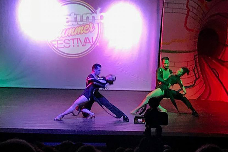 Timba Tumba Summer Festival 2018