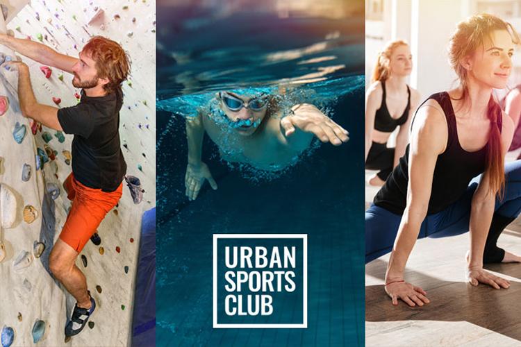 Partnership con Urban Sports Club il meglio per i nostri soci !