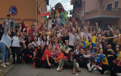 94° Vendemmiale e festa dell'uva di Capena